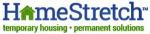 HomeStretch, temporary housing - permanent solutions logo