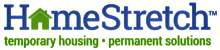 HomeStretch, temporary housing - permanent solutions logo